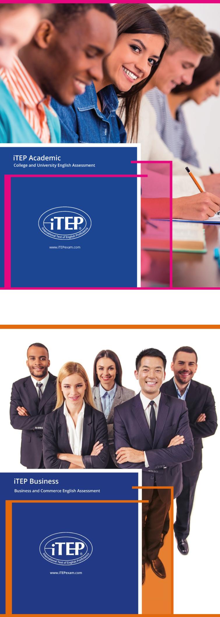 iTEP Practice Tests