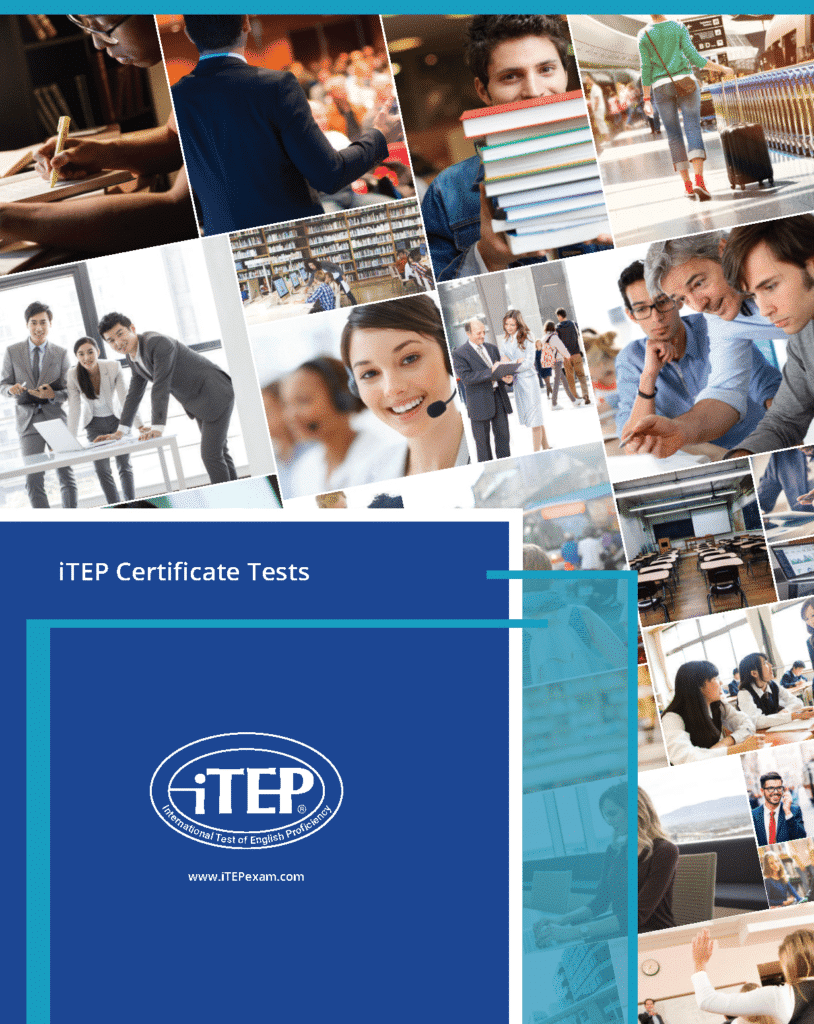 iTEP Certificate Tests